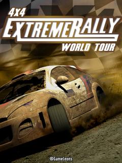игра 4х4 Extreme Rally World Tour