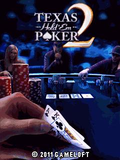 java игра Техасский Покер 2