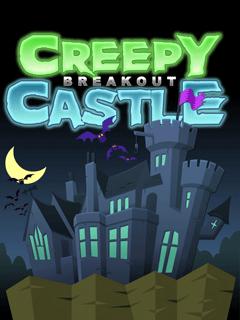 java игра Creepy Breakout Castle
