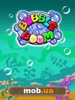 java игра Пузырьковый Бум