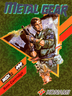 игра Metal Gear Classic