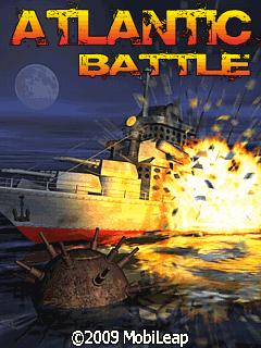 игра Атлантическая Битва